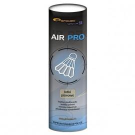 Lotki piórowe 6 szt Air Pro