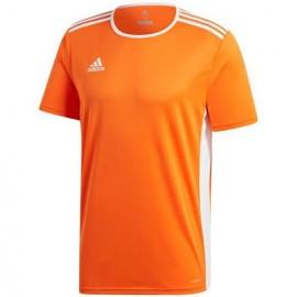 Koszula adidas Entrada 18 JR pomarańczowa CD8366