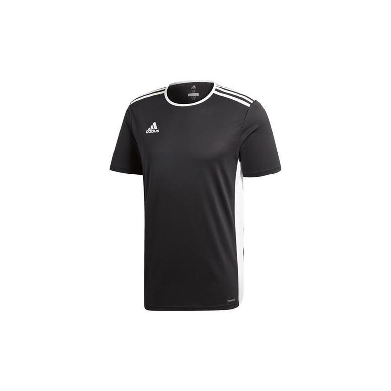 kup dobrze unikalny design sklep internetowy Koszulka adidas Entrada 18 czarna CF1035 - HISPORT Sklep sportowy Ostrowiec  Świętokrzyski