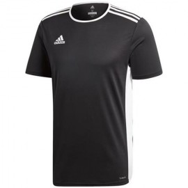 Koszulka adidas Entrada 18 JR czarna CF1035