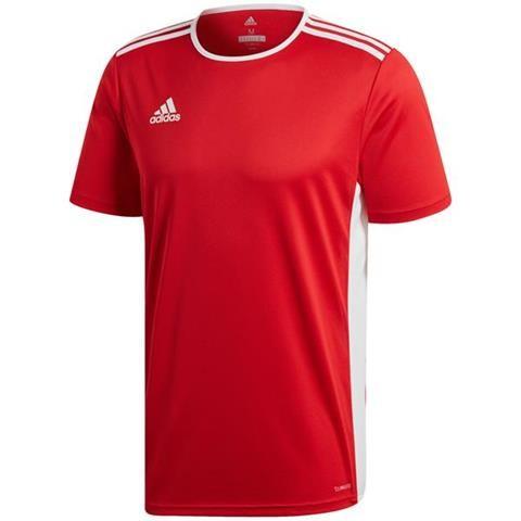 d8db14d035f2a Koszulka adidas Entrada 18 JR czerwona CF1038 - HISPORT Sklep sportowy  Ostrowiec Świętokrzyski