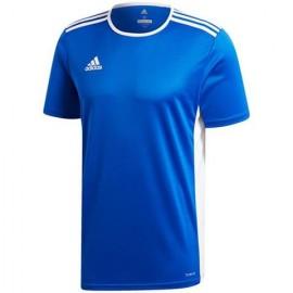 Koszulka adidas Entrada 18 JR niebieska CF1037