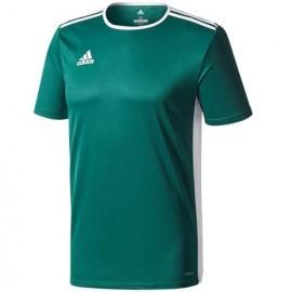 KOSZULKA adidas ENTRADA 18 JR zielona CD8358